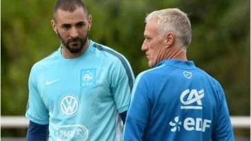 Karim Benzema n'en veut pas à Didier Deschamps et souhaite revenir en Equipe de France