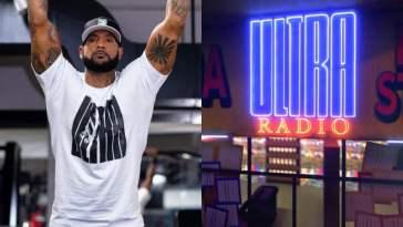 Booba annonce le lancement de sa propre radio : « ULTRA RADIO »