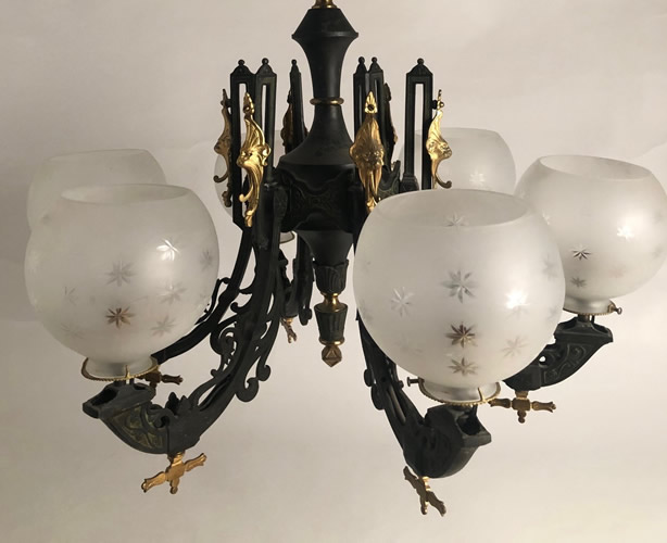 genuine antique lighting