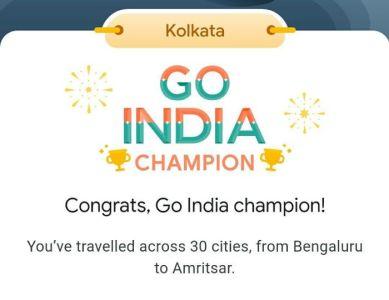 Google Pay Kolkata Event