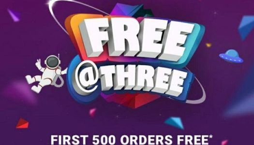 FirstCry Free Shopping Offer