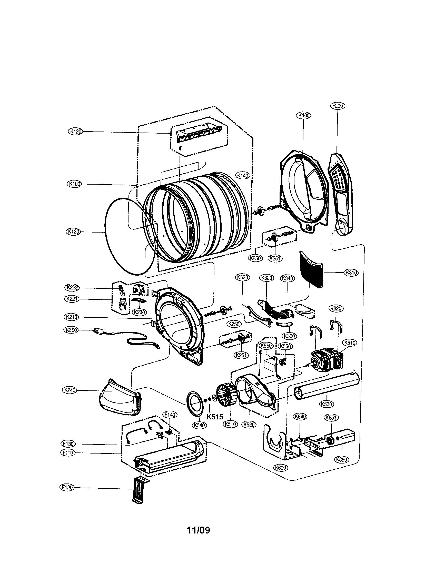 Lg Dryer Wiring Diagram - All Diagram Schematics on