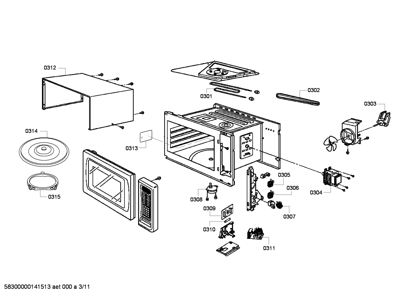 Bosch Hbl Uc 04 Magnetron