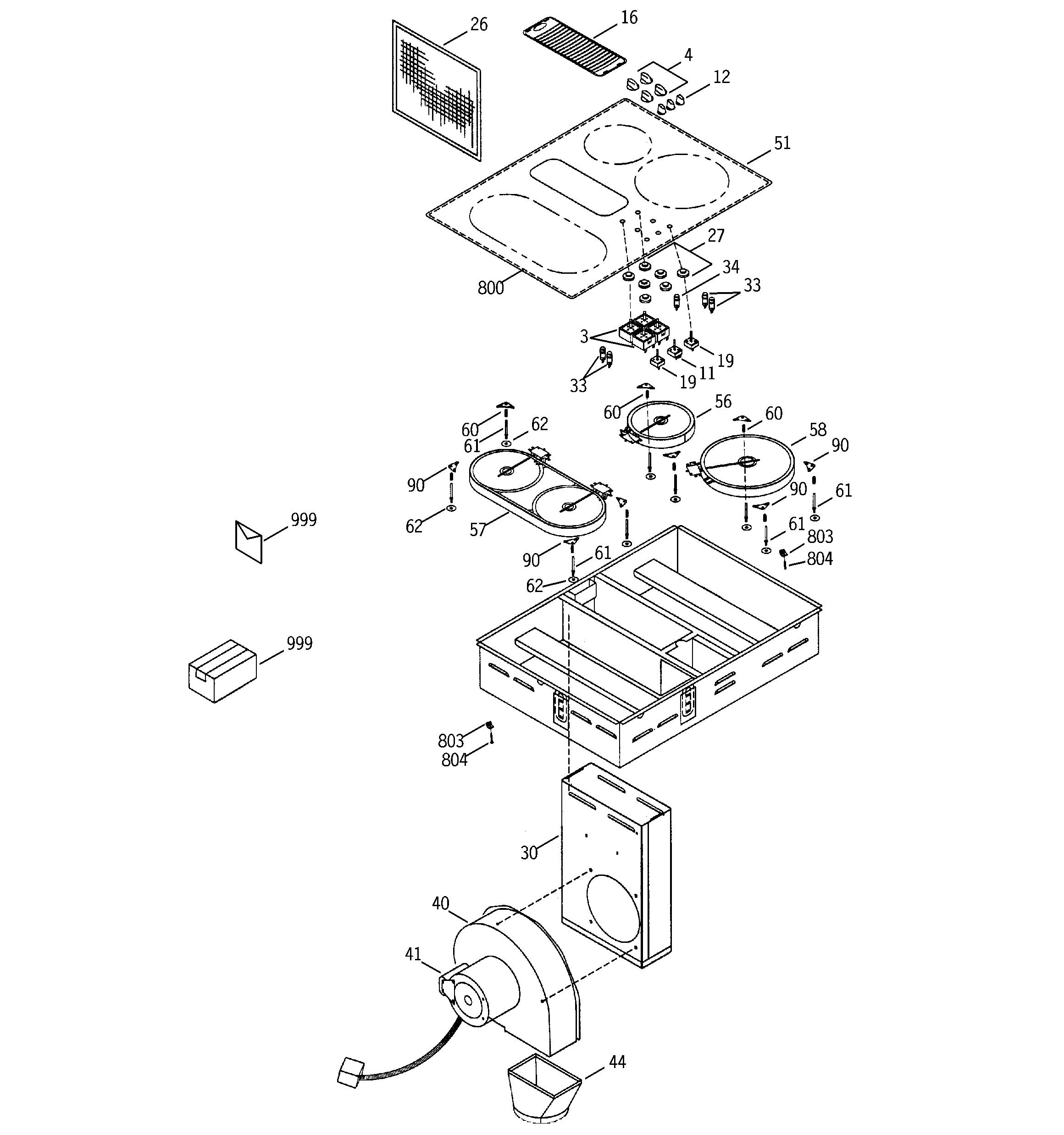 Ge P989w0d2ww Infinite Surface Unit Switch