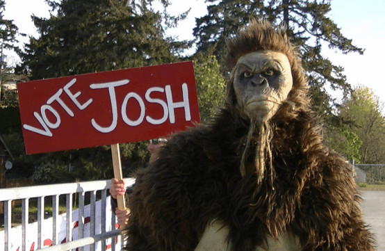 Sasquatches for Josh Steffler!