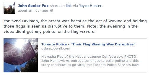 john-fox-davyn-calfchild-davin-ouimet-remembrance-day-criticism-2-swearing-earned-no-points-arrested