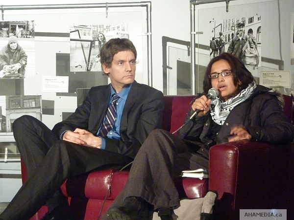 David Eby and Harsha Walia, Canada's #1 promoter of political violence