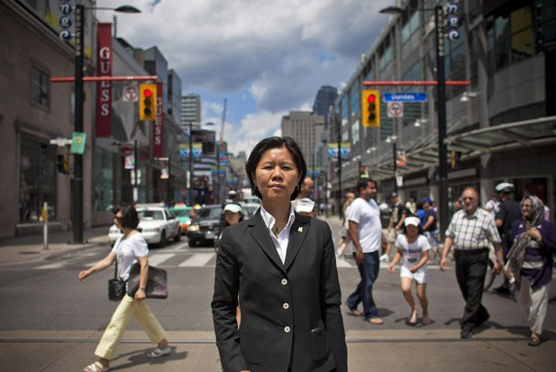 Kristyn Wong-Tam is not amused (neither is Your Humble Narrator)