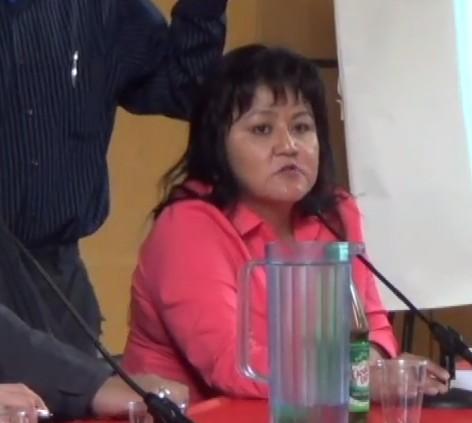 Chief Karen Ogden is behind the Pacific Trails Pipeline