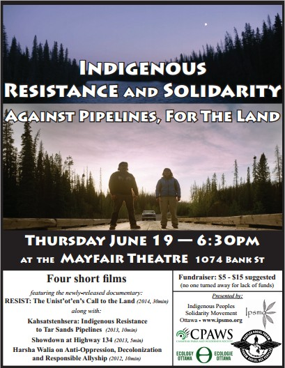 cpaws-ecology-ottawa-militant-warriors-harsha-wallia