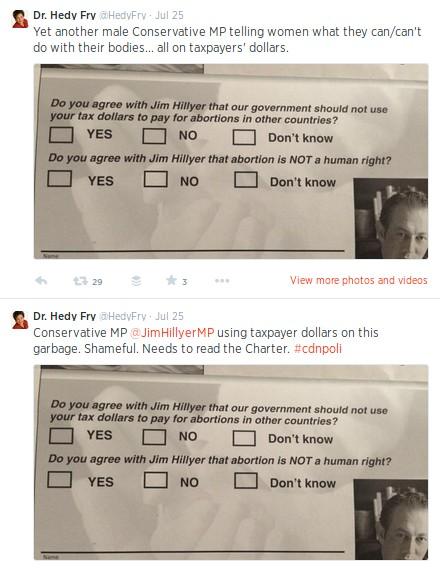 hedy-fry-hillyer-tweet-abortion-poll