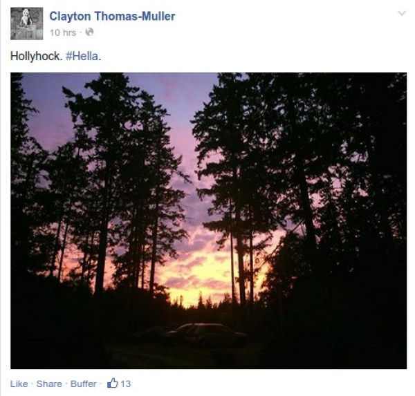 Clayton Thomas-Muller- tracked by RCMP since 2010
