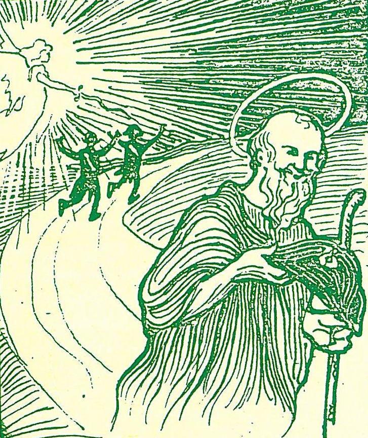 San Giuseppe mette in fuga i carabinieri (Nasica)
