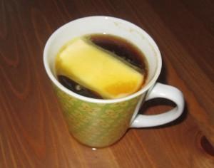 smør kaffe med masser af kalorier