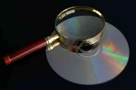 CDs vernichten
