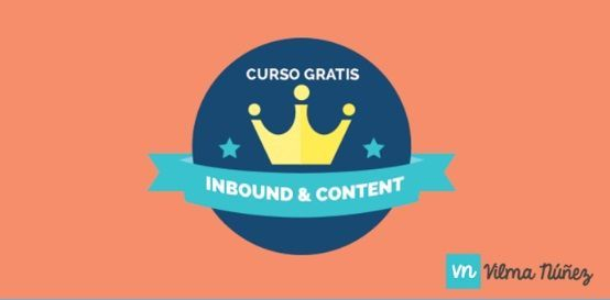 Curso de Inbound Marketing con Vilma Nuñez