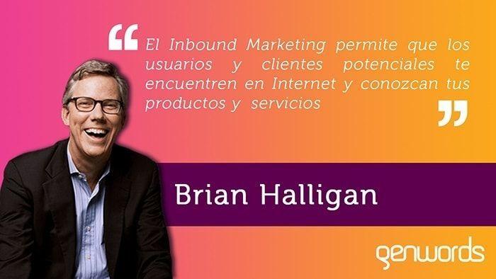Brian Halligan y el Marketing Digital