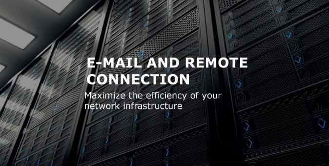 E-mail and Remote Connection