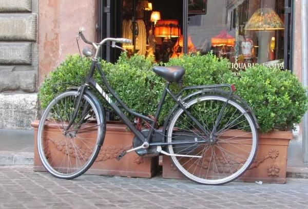 Cruiser in Rome