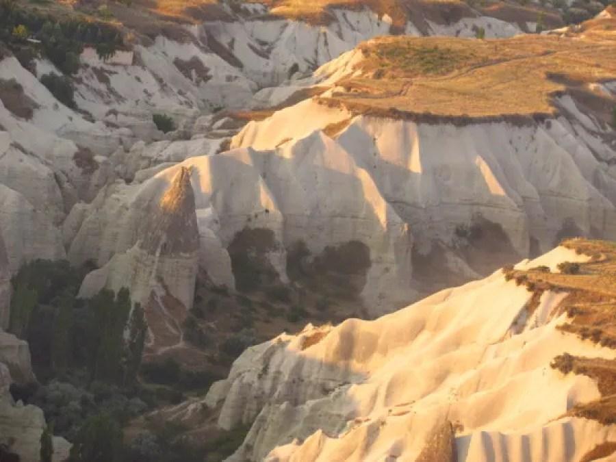 Cappadocia Valley from Hotair balloon