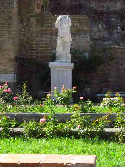 Garden of the Vestal Virgins