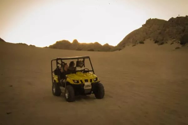 Things to do in Puerto Penasco, ride an ATV on the Rocky Point Sand Dunes