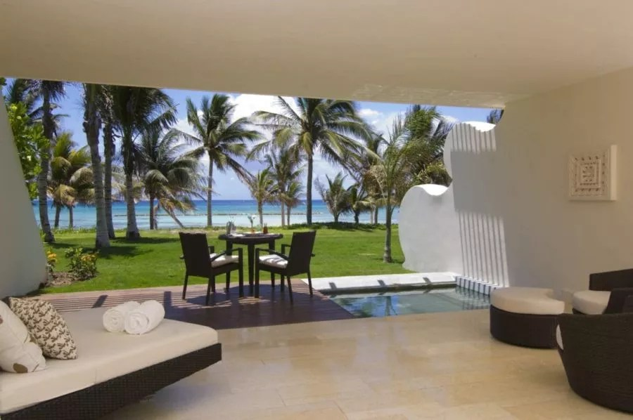 Grand class suite Grand Velas