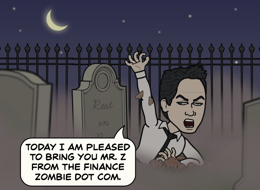 The Finance Zombie