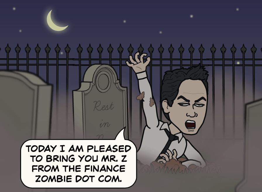 The Finance Zombie