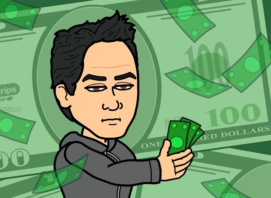 I wanna be a millionaire