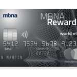 MBNA Rewards World Elite Mastercard Review
