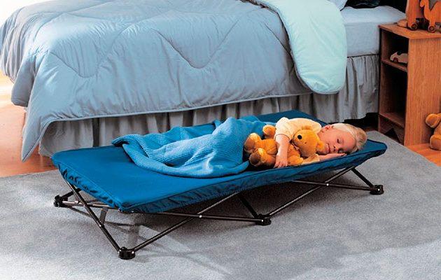 Service de camping en m/élamine16 pi/èces Bleu cubique