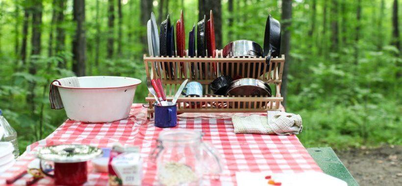 vaisselle camping car bambou vaisselle camping car vaisselle camping 6 personnes vaisselle camping car accessoires