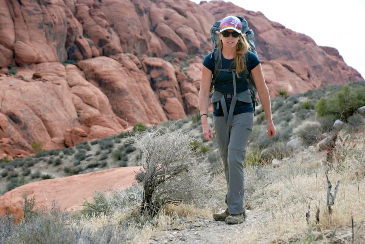 Les meilleurs pantalons de randonnée pour femme