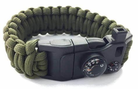 Choisir meillleur bracelet paracorde de survie