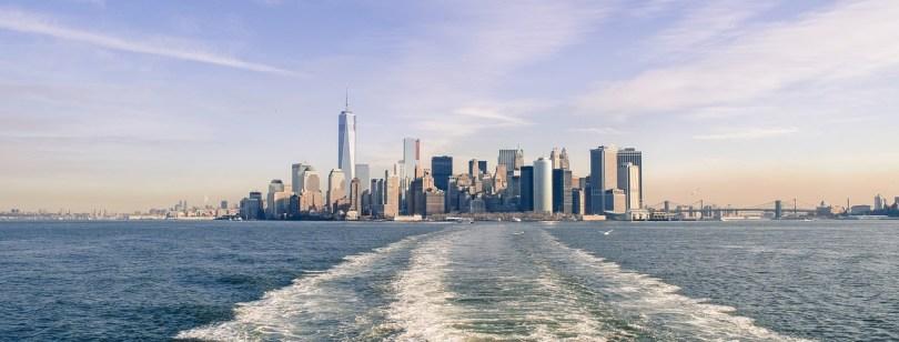 Skyline New York Panorama