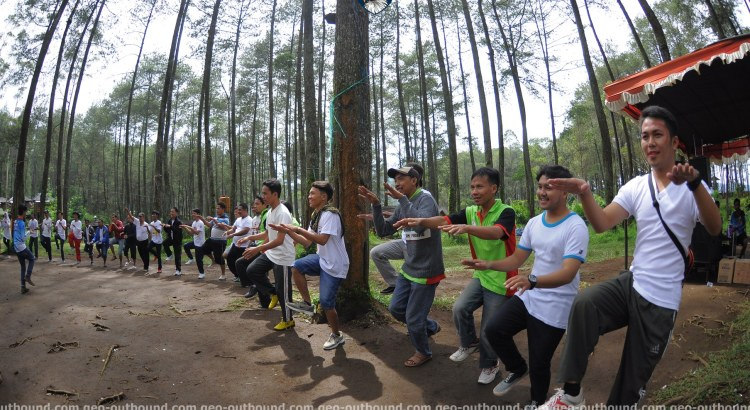 EMPLOYEE GATHERING OUTBOUND LEMBANG MERDEKA GROUP