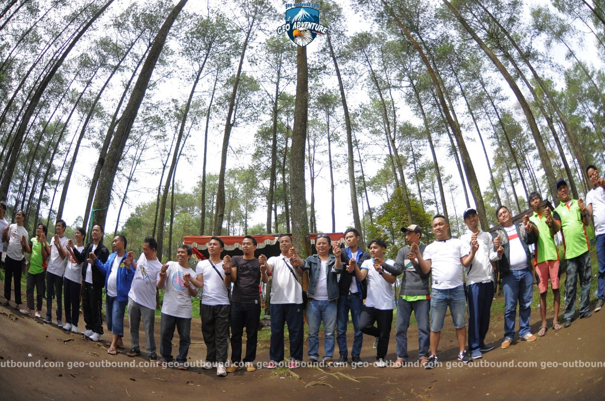 EMPLOYEE GATHERING OUTBOUND LEMBANG