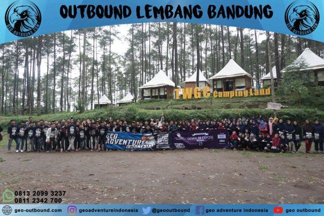 paket Outbound Lembang Bandung