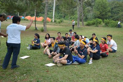 training Outbound