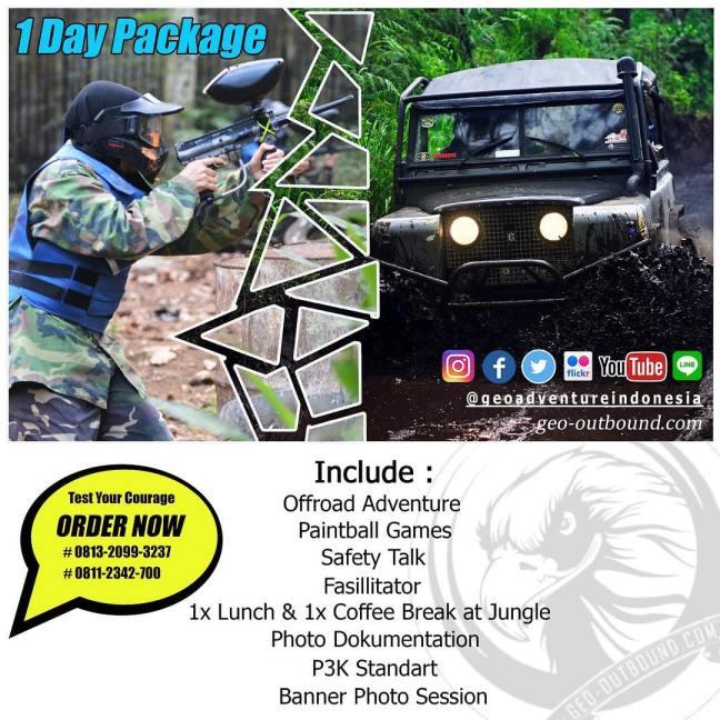 harga Paket Outbound Lembang Bandung