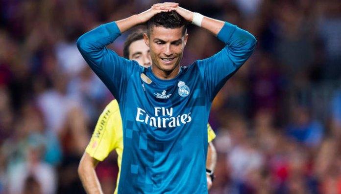 ronaldo handed five-match ban for referee push | sports Ronaldo handed five-match ban for referee push | Sports 153681 7785304 updates