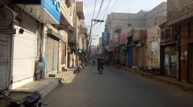 Markets in Kasur remain shut in protest