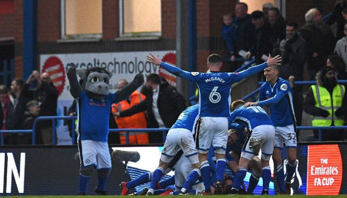 Rochdale stun Spurs to force FA Cup replay | Sports Rochdale stun Spurs to force FA Cup replay | Sports 182586 7653625 updates