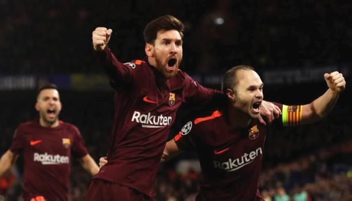 Messi breaks Chelsea duck to earn Barca 1-1 draw | Sports Messi breaks Chelsea duck to earn Barca 1-1 draw | Sports 182891 2275794 updates