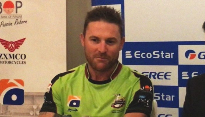 Brendon 'Kiwi Qalandar' McCullum hopes to 'make our fans proud' | Sports Brendon 'Kiwi Qalandar' McCullum hopes to 'make our fans proud' | Sports 183052 2869756 updates