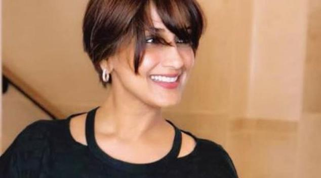 Image result for Sonali Bendre pens inspiring note as she shares transformation ahead of cancer treatment
