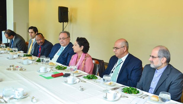 Image result for OIC expresses solidarity with people of IoK: Maleeha Lodhi