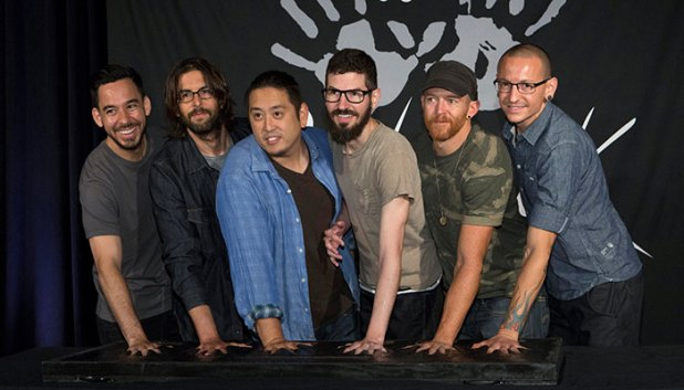 Image result for Dave Farrell posts tribute for Chester Bennington on singer's first death anniversary