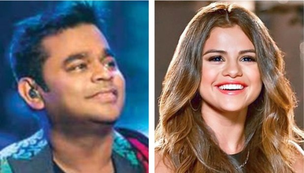 Image result for Selena Gomez says would love to collaborate with AR Rahman for Bollywood song